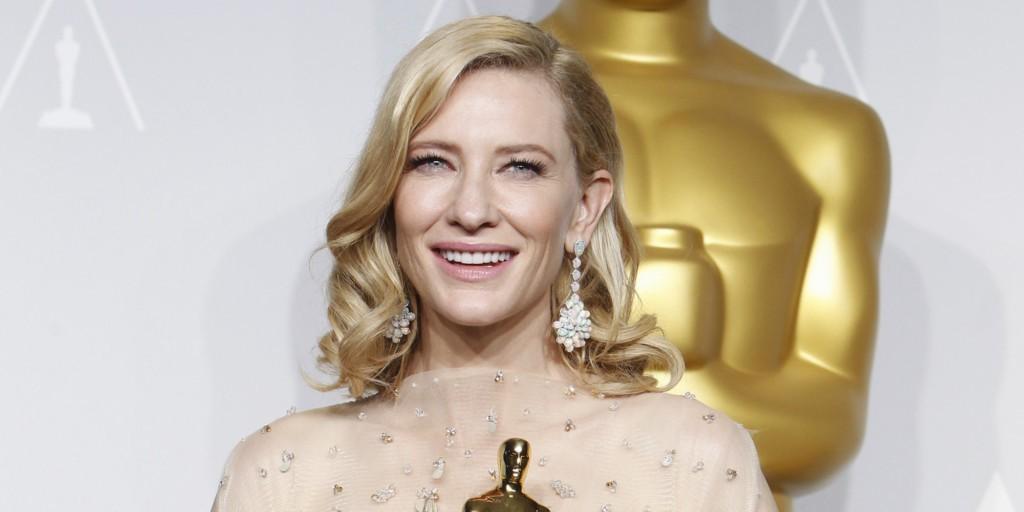 Cate Blanchett Présidente du 71e Festival de Cannes (8-19 mai 2018)