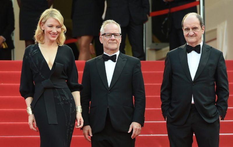 Cate Blanchett Présidente du 71e Festival de Cannes
