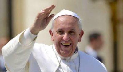 Le Pape François à Cannes !