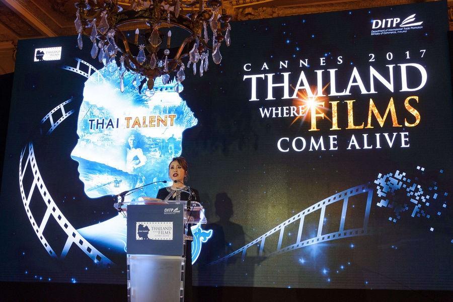 Thaï Night Cannes 2018 Gala présidé par la Princesse de Thaïlande Ubolratana Rajakanya
