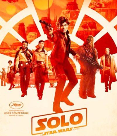 «Solo : A Star Wars Story», de Ron Howard
