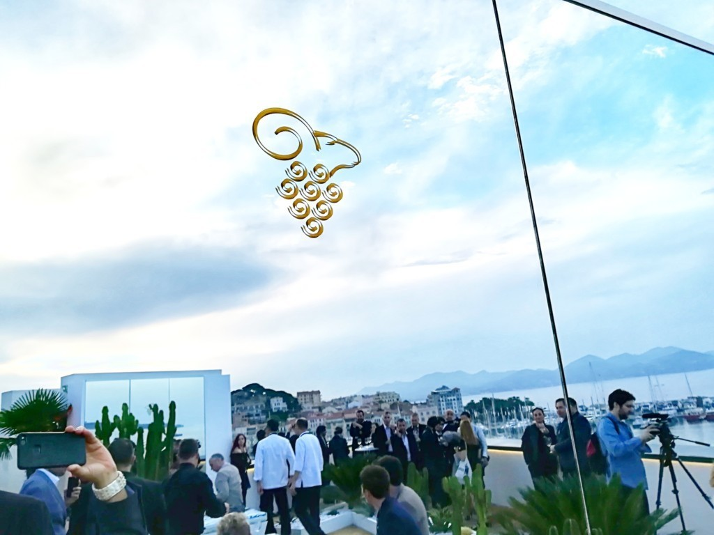 Mouton Cadet Wine Bar Cannes 2018