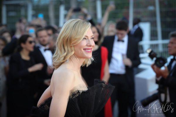 La Montée des Marches 17 Mai - Cate Blanchett