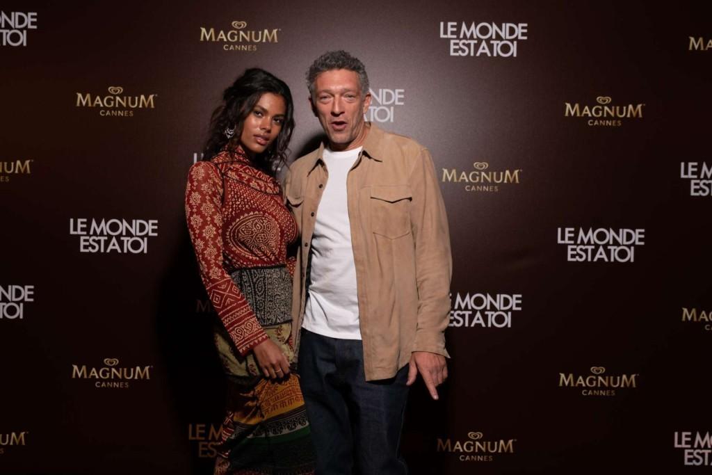 Last Night in Cannes Festival ! Le Monde est a toi, Vincent Cassel
