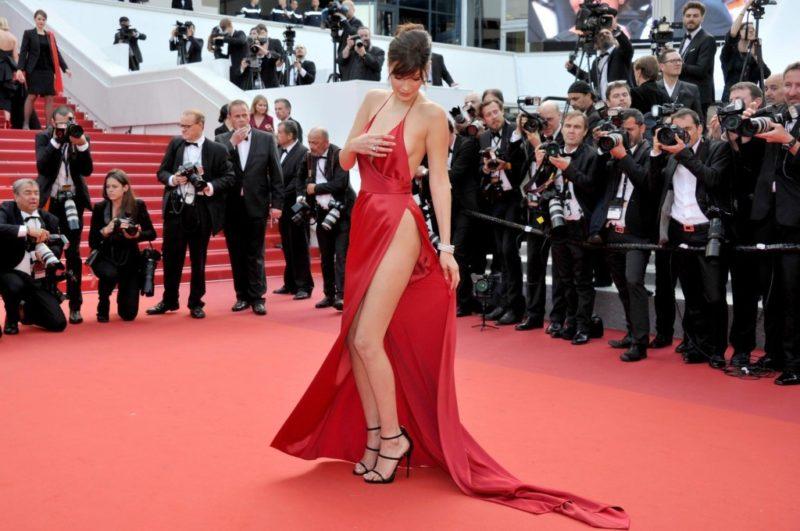 Bella Hadid nouvelle égérie Magnum à Cannes le 10 mai !