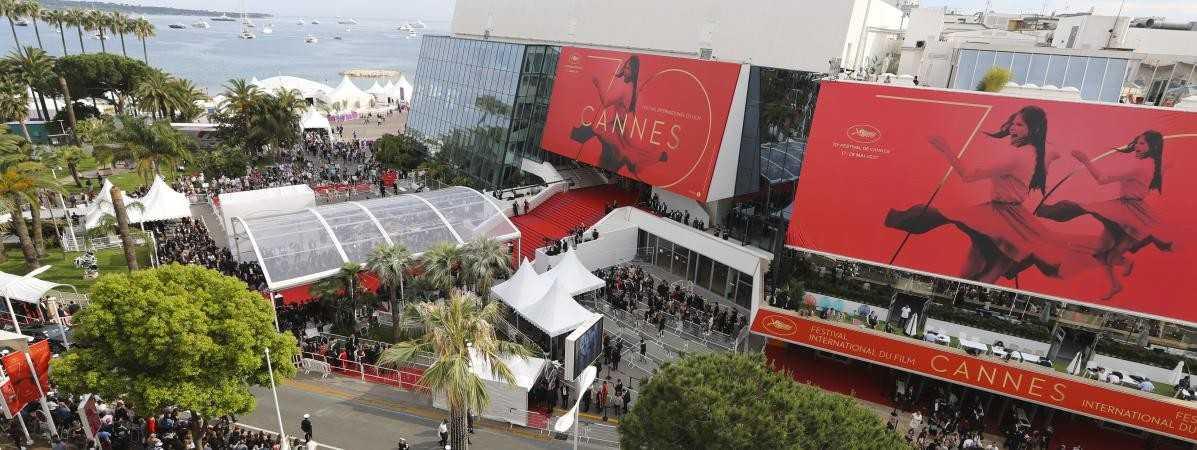Suite Sandra&Co la plus belle vue sur la montée des marches du Festival de Cannes