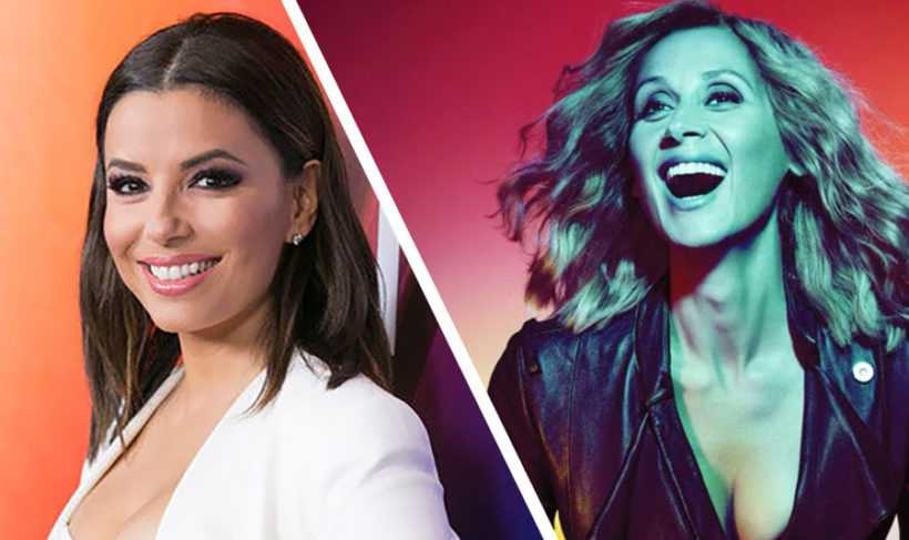 Gala Eva Longoria Global Gift with Lara Fabian 20 mai Mouton Cadet W.B