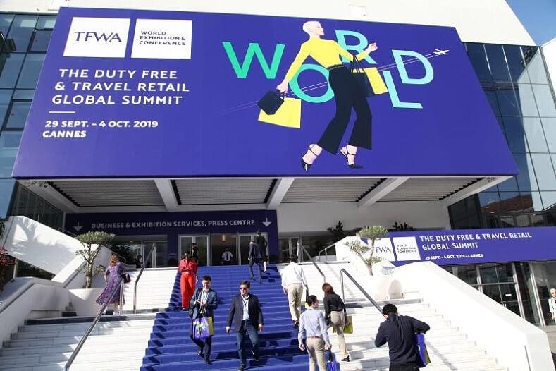 Salon du Tax Free à Cannes du 29 septembre au 4 octobre