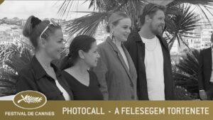 A FELESEGEM TORTENETE – PHOTOCALL – CANNES 2021 – VF