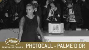 PALME D'OR – PHOTOCALL – CANNES 2021 – EV