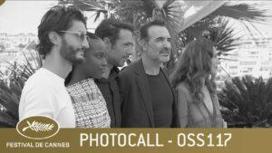 OSS 117 : ALERTE ROUGE EN AFRIQUE NOIRE – PHOTOCALL – CANNES 2021 – VF