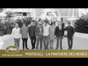 LA PANTHERE DES NEIGES – PHOTOCALL – CANNES 2021 – EV