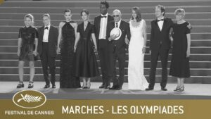 LES OLYMPIADES  – LES MARCHES – CANNES 2021 – VF
