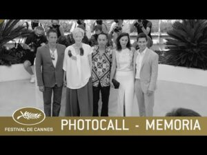 MEMORIA – PHOTOCALL – CANNES 2021 – VF