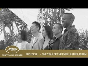 THE YEAR OF THE EVERLASTING STORM – PHOTOCALL – CANNES 2021 – EV