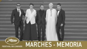 MEMORIA – MARCHES – CANNES 2021 – VF