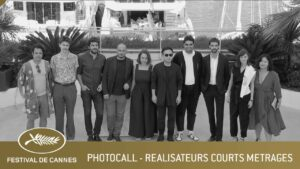 REALISATEURS COURTS-METRAGES – PHOTOCALL – CANNES 2021 – EV