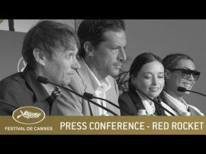 RED ROCKET – PRESS CONFERENCE – CANNES 2021 – EV