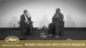 RENDEZ-VOUS WITH STEVE MCQUEEN – CANNES 2021 – EV