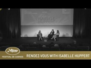 RENDEZ-VOUS WITH ISABELLE HUPPERT – CANNES 2021 – EV