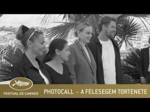 A FELESEGEM TORTENETE – PHOTOCALL – CANNES 2021 – EV
