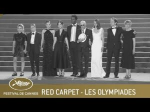 LES OLYMPIADES – RED CARPET – CANNES 2021 – EV