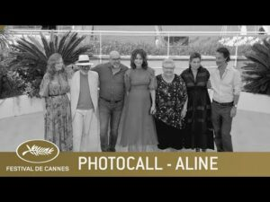 ALINE – PHOTOCALL – CANNES 2021 – EV