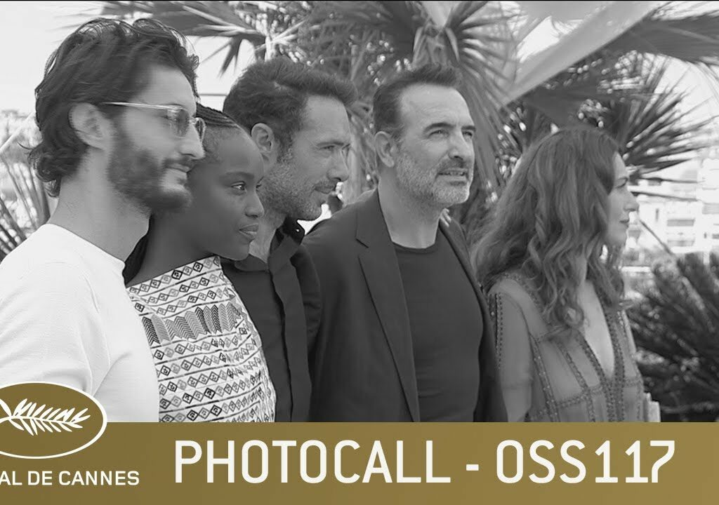 OSS 117 : ALERTE ROUGE EN AFRIQUE NOIRE – PHOTOCALL – CANNES 2021 – EV