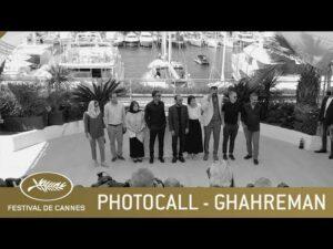 GHAHREMAN – PHOTOCALL – CANNES 2021 – EV