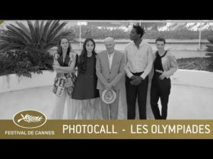 LES OLYMPIADES – PHOTOCALL – CANNES 2021 – EV