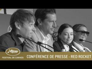 RED ROCKET – CONFERENCE DE PRESSE  – CANNES 2021 – VF