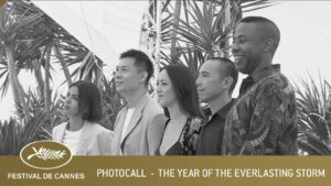 THE YEAR OF THE EVERLASTING STORM – PHOTOCALL – CANNES 2021 – VF